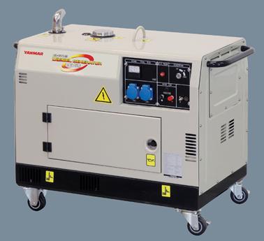 Yanmar Diesel Generators ~ Best Prices & Advice